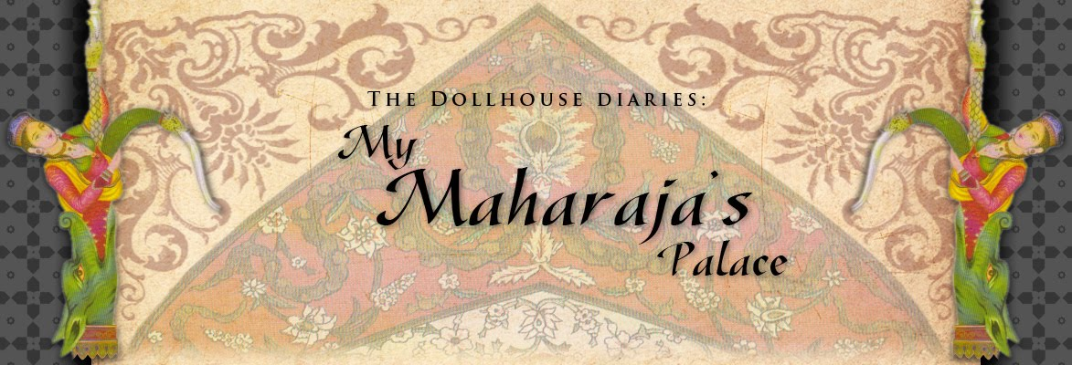 The Dollhouse Diaries: My Maharaja&#39;s Palace