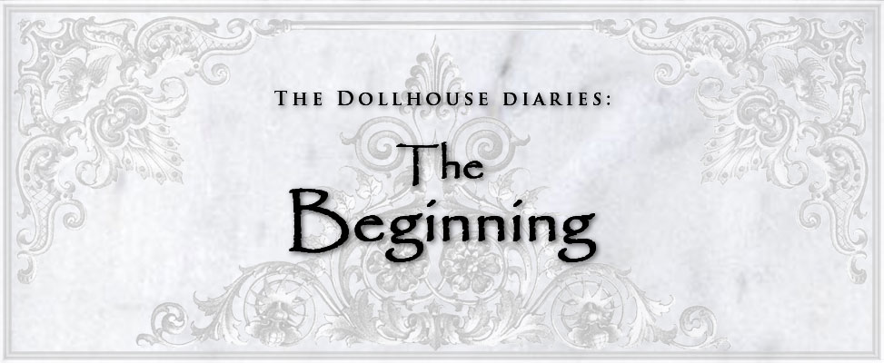 The Dollhouse Diaries: The Beginning
