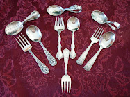 Children's Silver Spoon Collection