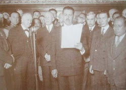 19 de octubre, Aniversario luctuoso del General Lázaro Cárdenas.