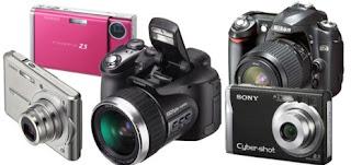 Cara memilih Kamera Digital berkualitas