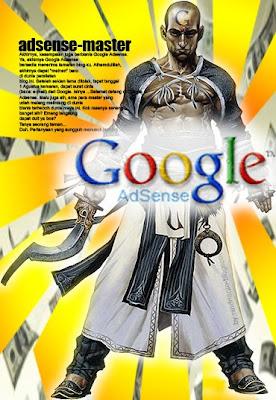 Daftar Google Adsense, cara daftar google adsense, google adsense logo, master adsense