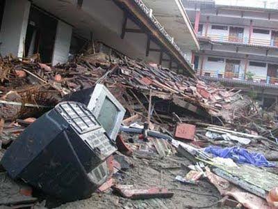Antisipasi Gempa Bumi