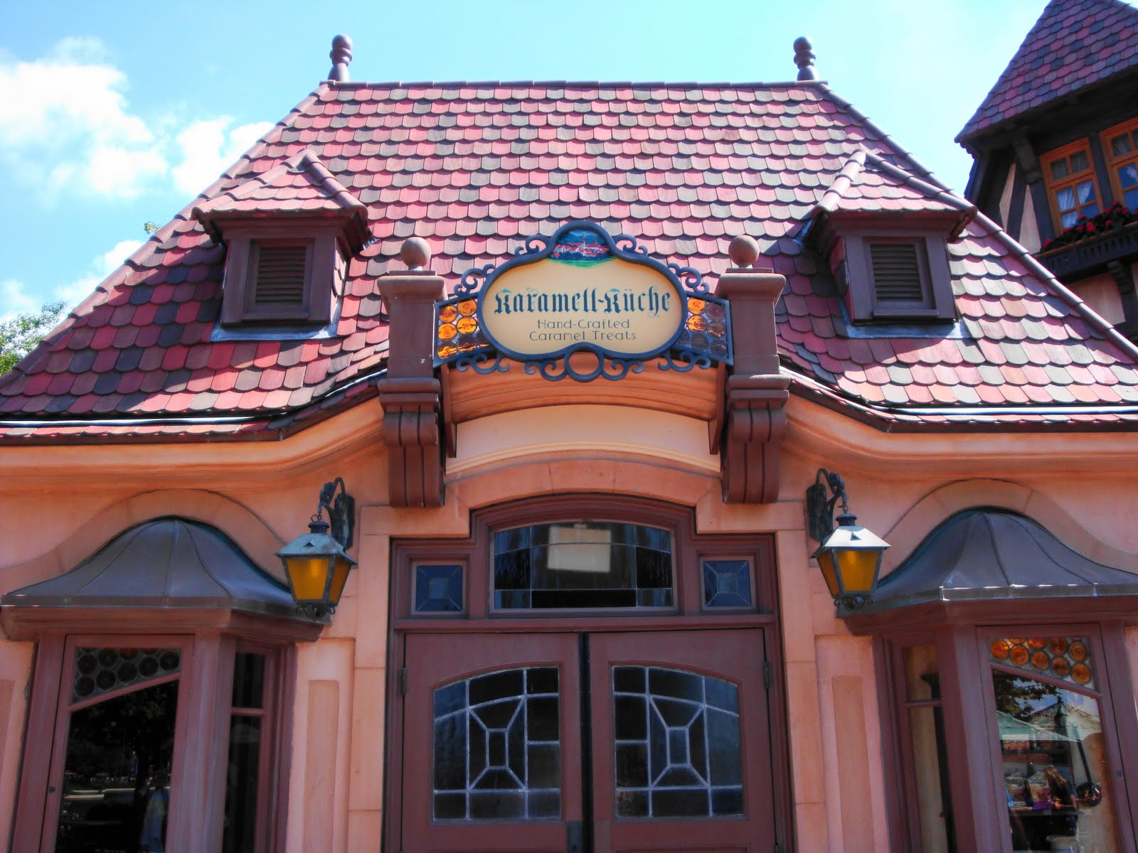 Taste of the World: Karamell Kuche Now Open at Epcot