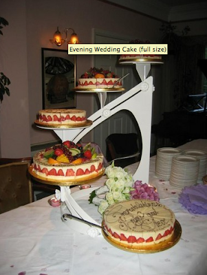 unique tiered wedding cakes
