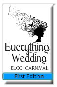 everything wedding blog carnival first edition