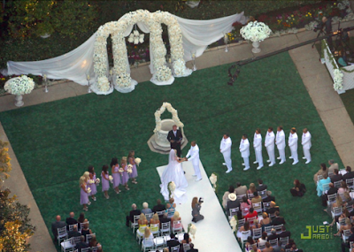 Kendra Wilkinson Wedding Pictures