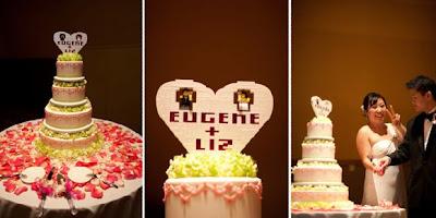 The Lego-Themed Wedding