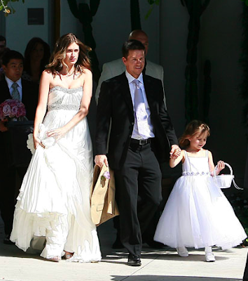 Mark Wahlberg Marries Rhea Durham