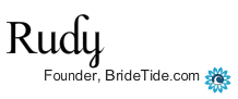 rudy founder bridetide