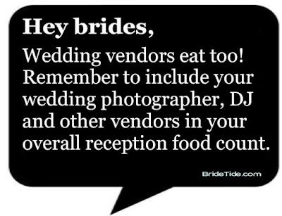 wedding tips and advice