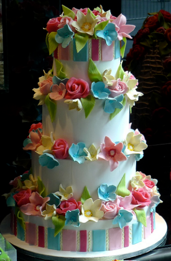 wedding cake source