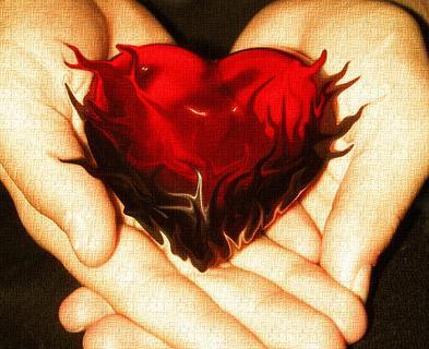 DUNIA HATI Hati-hati dengan hati kita.!