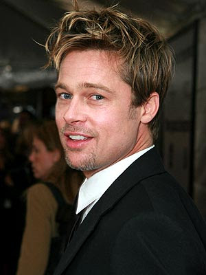 Brad Pitt Hair Loss. rad pitt hair fight club. rad