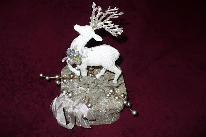 Reindeer Boxes