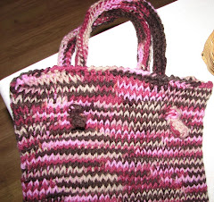 Tunisian Bag