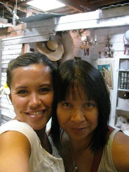 Sarah & Mother