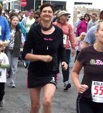 Last year's Atalanta Run