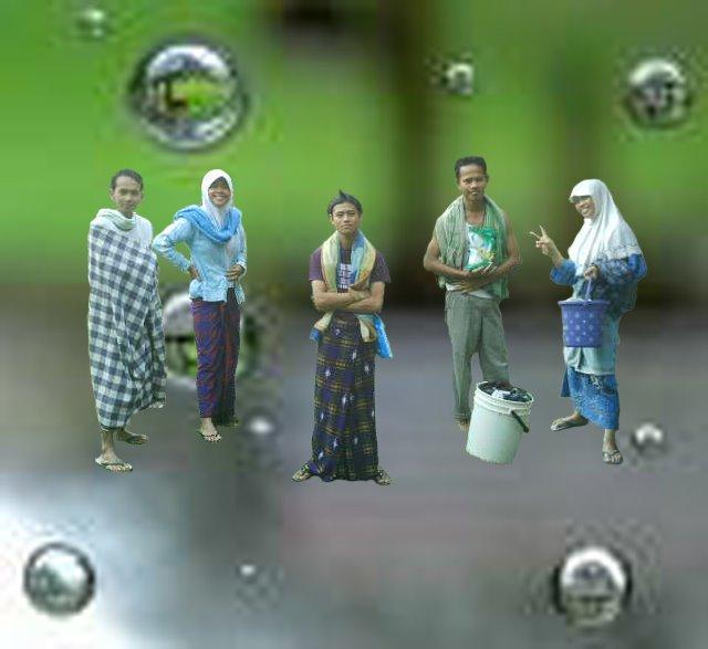 Model Baju Mandi Trend 2008