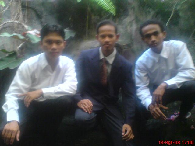 Syodikin, Rizal, Dhany