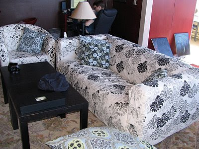 Новый вид дивана и кресла
