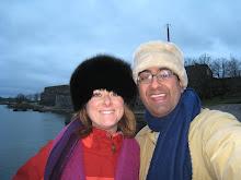 Christmas in Helsinki Finland 2007