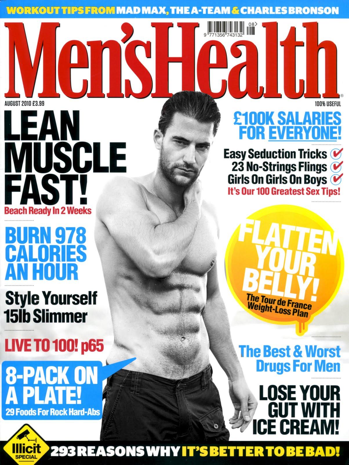 Men's Health Models