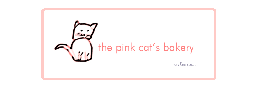 the pink cat's bakery