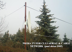 Prima TV for Cluj City