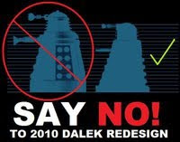 Save the DALEKS petition (Facebook)
