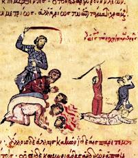 Το αίμα του...Χριστού της Αγάπης επί των Ελλήνων!