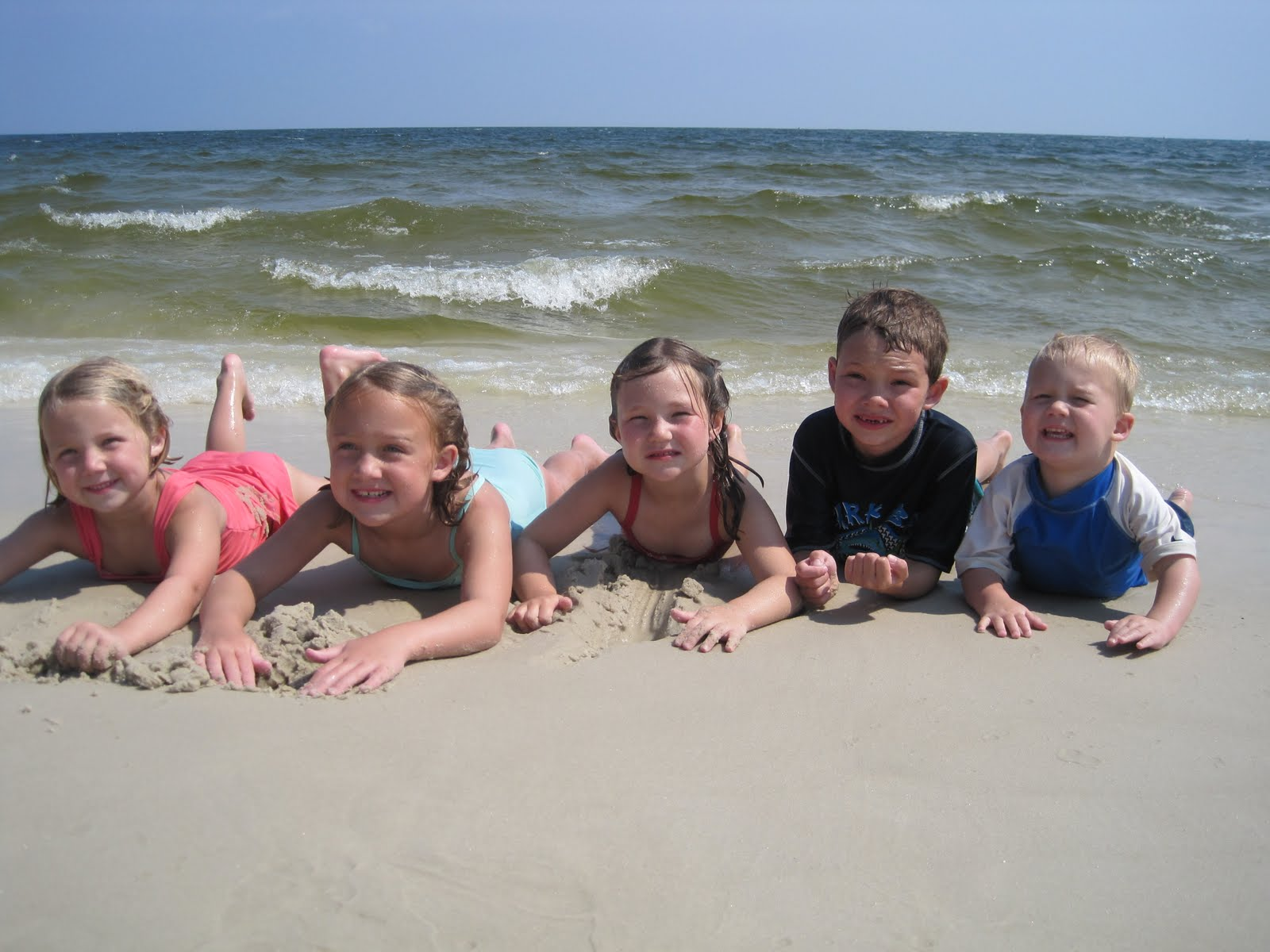 Mounts Family: St George Island Vacation 2010 Part 2