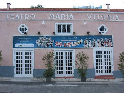 Teatro Maria Vitória: HIP HOP'arque!