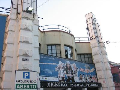 Teatro Maria Vitória HIP HOP'arque!