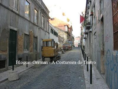 Foto da Rua de Santo António da Glória