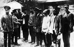 Agosto 1914: Reclutamiento de campesinos rusos