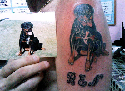 Tattoo Designs Dog