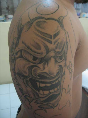 Devil Tattoo Designs. Posted by admin. Labels: Devil Tattoo, Tattoo Designs