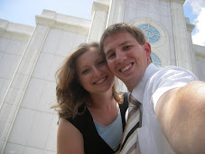 Us at the St. LouisTemple - 2009