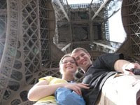 Under the Effel Tower - 2008