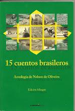 """Ruinas - conto, versão atual, In: """"15 Cuentos brasileros"""", 2007"""