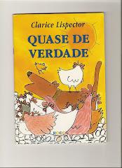 Livros da Obra Infanto-Juvenil de Clarice Lispector