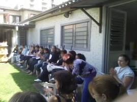 ÚLTIMOS DIAS DO CURSO DE FORMAÇÃO PARA EDUCADORES SOCIAIS DA REDE RECRIA