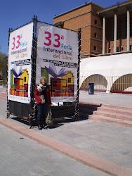 Helô na 33ª Feira do Livro de Montevidéu