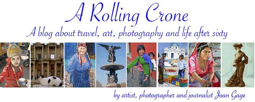 A Rolling Crone