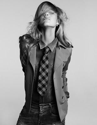 Keke Lindgard, Elle Francia Noviembre 2010
