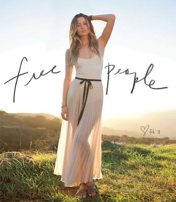 Catálogo de febrero de Free People