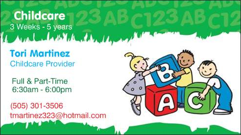 One Home Daycare S Guide Advertising For Home Daycare