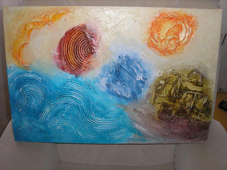 Tela abstracta