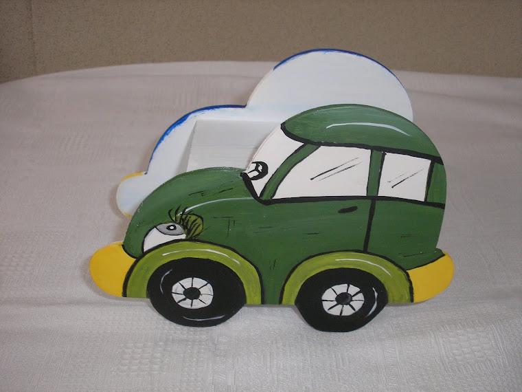 Mealheiro carro (carocha)